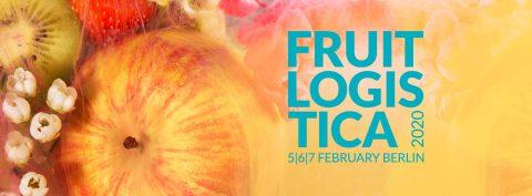 Paroda Berlyne vasario 5-7 d: FRUIT LOGISTICA 2020